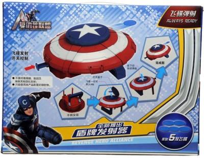 Montez CA Super Hero Blaster Shield Revenge Hero Alliance
