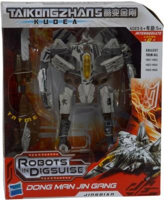 Tabu Converts Vehicle Mode To Robot Toy