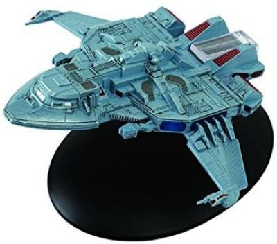 Eaglemoss Publications Star Trek Starships & Magazine 28 Maquis Raider