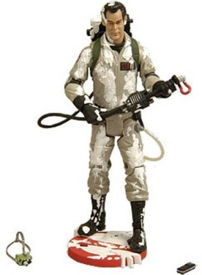 Ghostbusters Mattel Exclusive 6 Inch Marshmallow Mess Ray Stantz