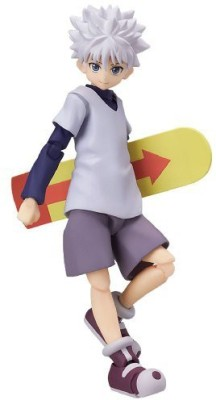 Good Smile Hunter X Hunter Killua Zaoldyeck Figma