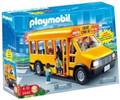 PLAYMOBILA School Bus
