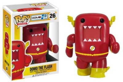 Funko Pop Heroes Domo Flash Vinyl