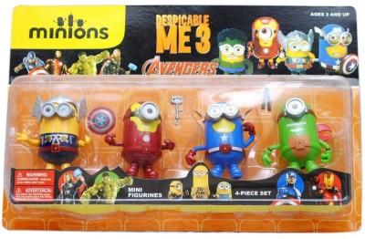 Tabu Minions Me3 Avengers