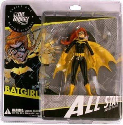 DC COMICS All Star Series 1: Batgirl Action Figure