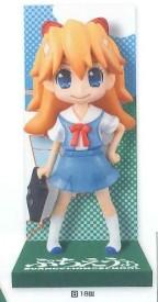 Banpresto Eva @ School Collection 1 Type-B (Asuka) 14cm (Genuine product imported from Japan.)(Multicolor)