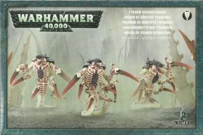 Games Workshop Tyranids Raveners Box Plastic Warhammer 40K 3 Models