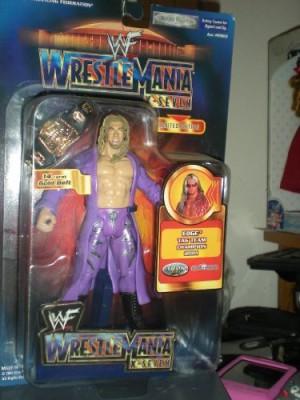 Jakks Pacific Wwf Wrestlemania Xseven Limited Edition Tag Team Champion