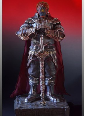 First 4 Figures Legend Of Zelda Twilight Princess Ganondorf Statue