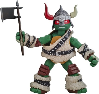 Teenage Mutant Ninja Turtles Teenage Mutant Ninja Turtles Raphael Barbarian Live Action Role Play Figure