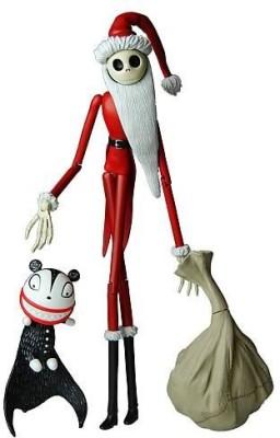 Nightmare Before Christmas Santa Jack Skellington