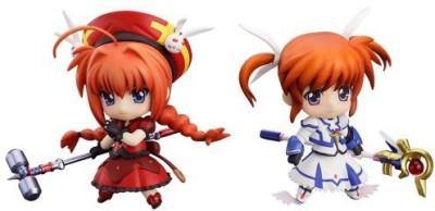 Good Smile Magical Girl Lyrical Nanoha Innocent Nanoha And Vita