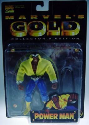 Marvel S Gold > Luke Cage Aka Power Man