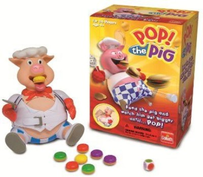 Goliath Games Goliath Pop The Pig Kids Board Game
