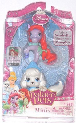 Blip Toys disney princess palace pet mini pets ariels,s seashell