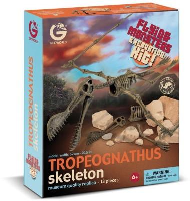 Geoworld Figurine - Flying Monsters - Exc Kit