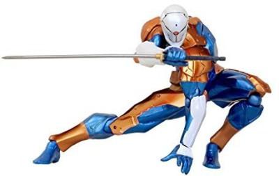 Kaiyodo Revoltech Yamaguchi Mini 005 Metal Gear Solid Cyborg Ninja