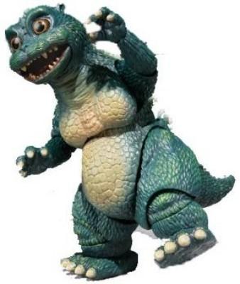 Bandai Little Godzilla And Crystal Set Sh Monsterarts