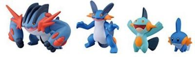 Takara Tomy Pokemon Xy Monster Collection Mega Evolution