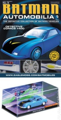 Batman Automobilia Dc Figurine Collectible Magazine 5 Detective 400