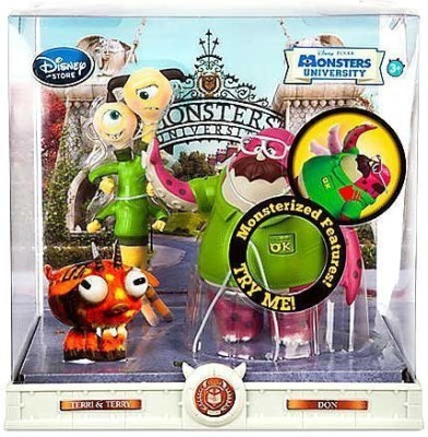 Disney Pixar Monsters University Exclusive 6 Inch 2Pack Terri
