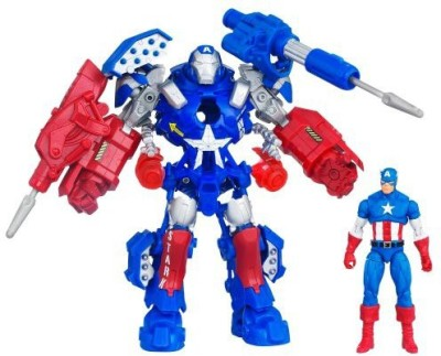 Avengers Marvel The Stark Tech Assault Armor Captain America