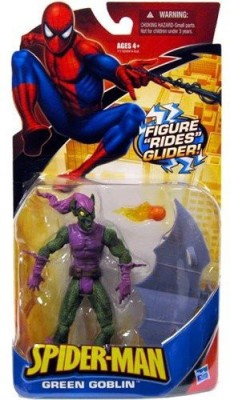 Spider-Man Trilogy Classic Heroes Green Goblin With Glider