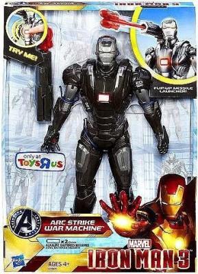 Hasbro Iron Man 3 Exclusive 10 Inch With Sound Arc Strike War