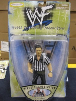 Wrestling Wwf Referee