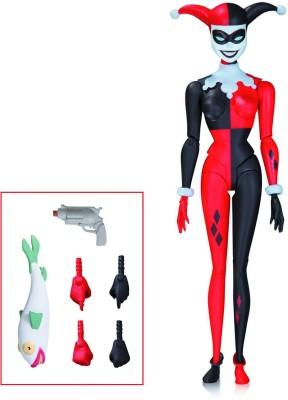 DC Collectibles Batman Animated Bas Harley Quinn Action Figure