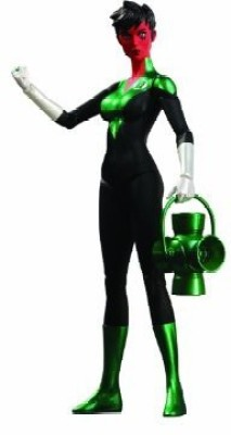 DC COMICS Direct Green Lantern Series 5: Soranik Natu Action Figure