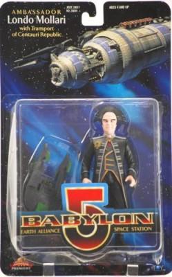 Babylon 5 Ambassador Londo Mollari With Transport Of Centauri Republic