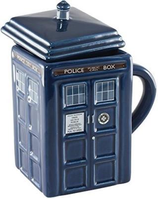 Doctor Who Figural Tardis Mug