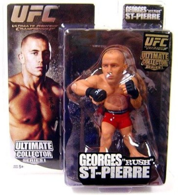 UFC Round 5 Ultimate Collector Series 1 Georges Rush St Pierre