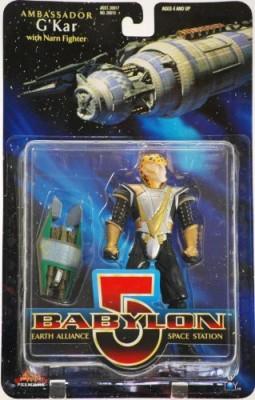 Babylon 5 1997 Wb/ Exclusive Premiere Dist Earth Alliance Space