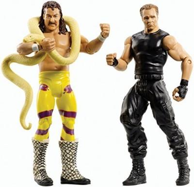 Mattel Wwe Battle Pack Series 30 Jake The Snake Roberts & Dean