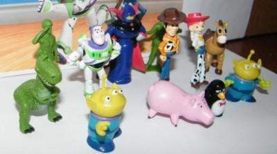 Toy Story Disney Deluxe Mini Set Of 12