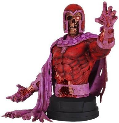 Gentle Giant Magneto Marvel Villains Zombie Mini Bust