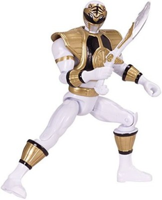 Power Rangers Legacy Mighty Morphin 5Inch White Ranger Version 2