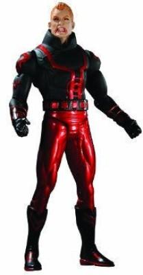 DC COMICS Direct Green Lantern Series 4: Red Lantern Guy Gardner Action Figure