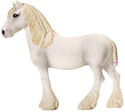 Schleich Schleich Shire Mare Toy Figure