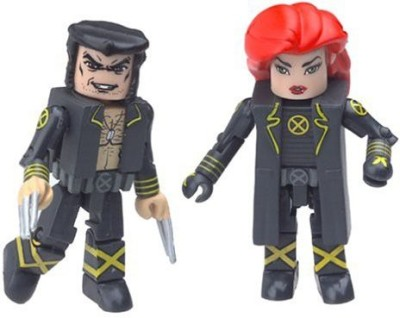 PA Distribution, Inc. Marvel Minimates 4 Pack phoenix/Professor X/Magneto/New