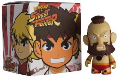 Kidrobot Street Fighter Collectible Mini Figure (Styles Will Vary)