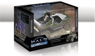 WizKids Halo ActionClix Trading Miniature Figure Game Battle Damaged Warthog
