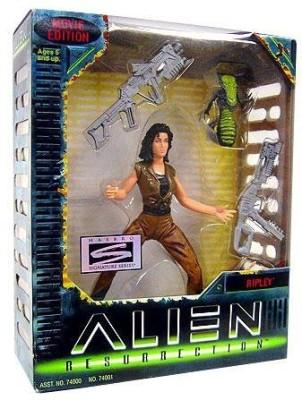 ALLIEN RESURRECTION 1997 Alien Resurrection Motion Picture Ripley