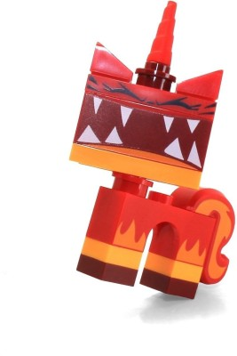 Lego Loose Super Angry Unikitty Minifigure