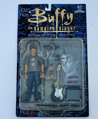 Moore Action Collectibles Buffy Oz (Seth Green)