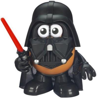 Mr Potato Head Playskool Mr. Potato Head Star Wars: Darth Tater Toy