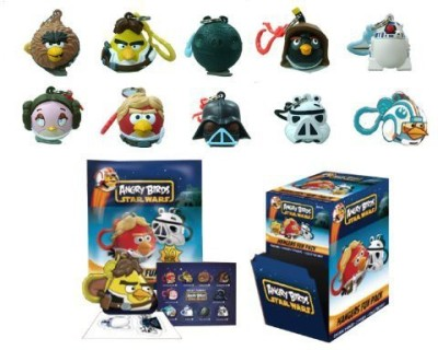 Angry Birds Star Wars Complete Set Of 10