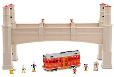 Disney Parks Monorail Accessory Play Set Parks Exclusive
